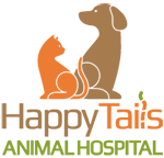 Happy Tails Animal Hospital Logo